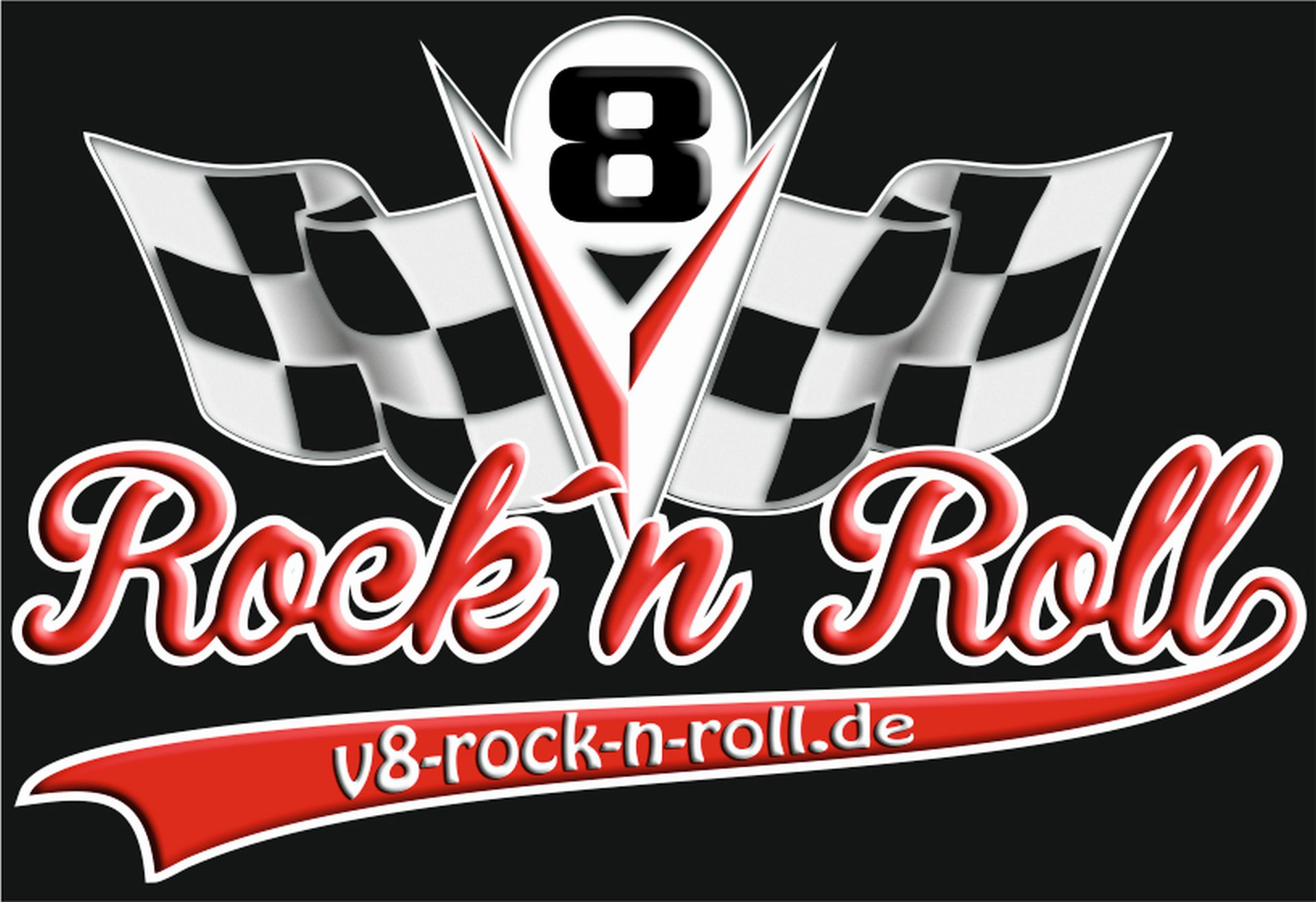 V8-Rock-N-Roll Motor Tisch Motortisch Möbel Wohnzimmer