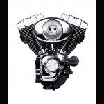 V2 Motorrad Motortisch